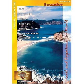 Globe Trekker - Ecuador & Galapagos-øerne [DVD] USA Importer