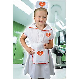 Kostiumy dla dzieci dziecko dziewczynka dziewcząt pielęgniarka