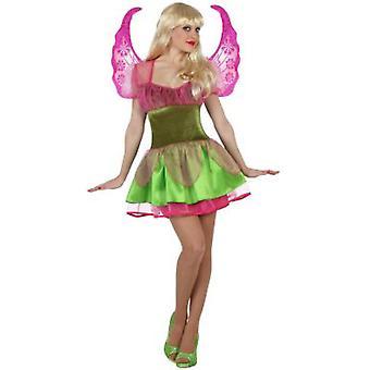 Kvinnor kostymer våren fairy kostym