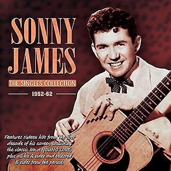 Sonny James - James Sonny-the Singles Collection 19 [CD] USA importare