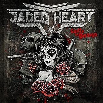 Jaded hjerte - skyldig af Design [CD] USA import