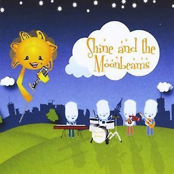 Shawana Kemp - Shine & the Moonbeams [CD] USA import
