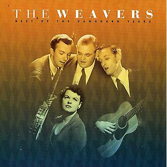 Weavers - beste Vanguard år [DVD] USA import