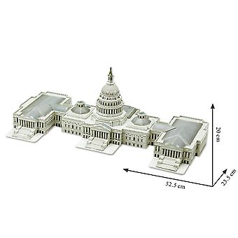 3D Puzzel The U.S. Capitol
