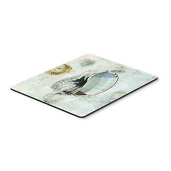 キャロラインズ宝物 SB3028MP シェル マウス パッド、熱パッドや五徳