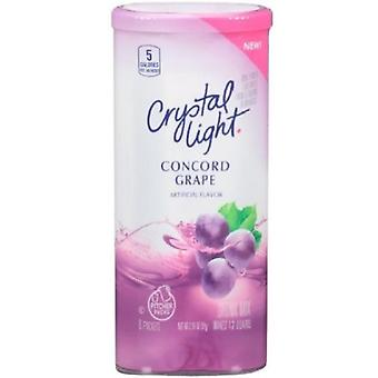 Crystal Light Concord Grape Drink Mix