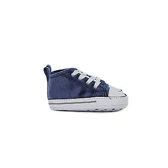 Converse First Star Navy 858880   infants shoes