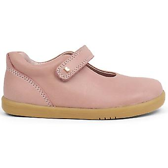 Bobux I-walk Girls Delight Shoes Blush Pink