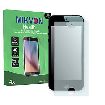 Apple iPhone 5 Screen Protector - Mikvon Health (Retail Package with accessories)