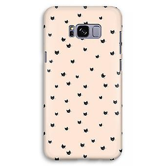 Samsung Galaxy S8 Plus Full Print Case (Glossy) - Little cats
