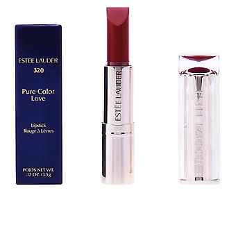 Estee Lauder Pure Color Love Matte Burning Love 3.5gr Womens Make Up