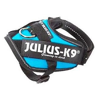 Julius K9 Arnés IDC Aguamarina Mini (Dogs , Collars, Leads and Harnesses , Harnesses)