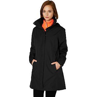 Helly Hansen Womens/Ladies Aden Long Waterproof Quick Drying Jacket