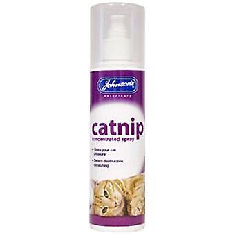 Johnsons Tierarzneimittel Katzenminze Spray 150ml
