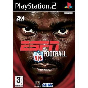 ESPN NFL Football 2K 4 (PS2)
