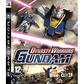 Dynasty Warriors Gundam (PS3)
