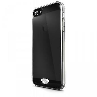 iSkin Claro cover case for iPhone 5 / 5S transparent