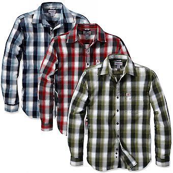 Carhartt men's long sleeve shirt Plaid slim fit 103190
