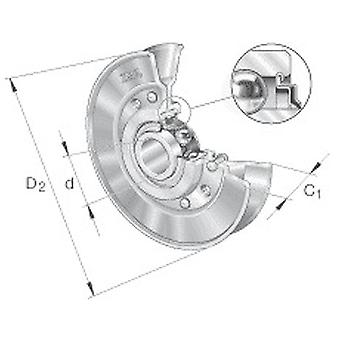 INA RSRA16-129-L0 Belt Tension Pully