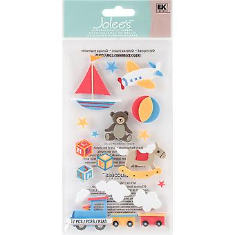 Jolee's Boutique Dimensional Stickers-Baby Toys