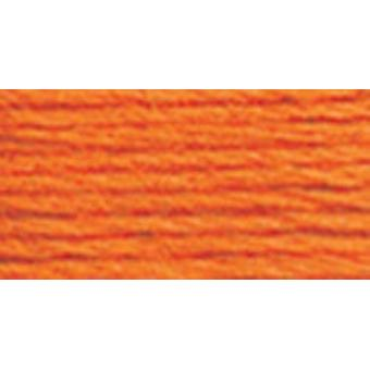 DMC 6-Strand Embroidery Cotton 8.7yd-Pumpkin
