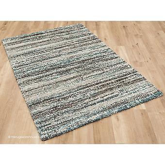 Équateur tapis bleu sarcelle