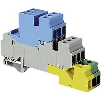 ABB 1SNA 110 333 R2700 Industrial terminal block 17.8 mm Screws Configuration: Terre, N, L Grey, Blue, Green-yellow 1 pc(s)