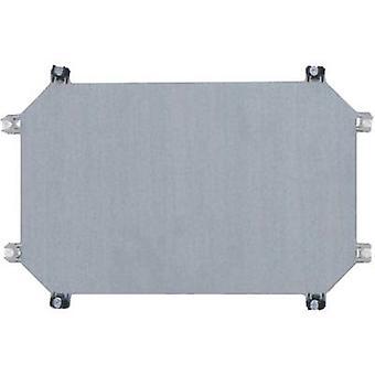 Montageplatte (L x B) 330 x 205 mm Stahlblech Eaton M3-CI43 1 PC