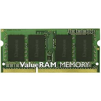 Kingston Laptop RAM memory ValueRAM KVR1333D3S9/8G 8 GB 1 x 8 GB DDR3 RAM 1333 MHz CL9 9-9-24