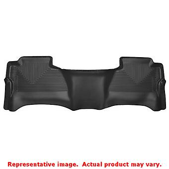 Husky Liners 53211 Black X-act Contour 2nd Seat Floor L FITS:CHEVROLET 2014 - 2