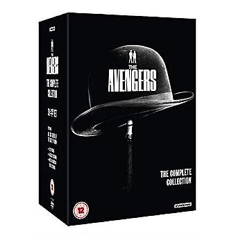 De Avengers - Complete Collection DVD Box Set