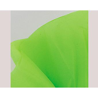 10 Sheets Tissue Paper - Lime Green | Gift Wrap Supplies