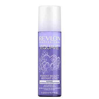 Revlon Decontainer Conditioner Equave Instant Blonde Hair 200 ml