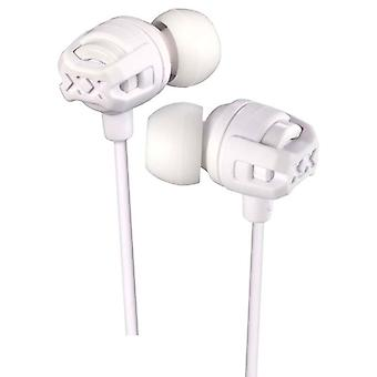 JVC HAFX103MW Xtreme Xplosives In Ear Earphone with Mic & Remote - White