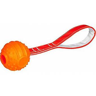 Trixie Rope with Soft & Strong Ball for Dogs S (Dogs , Toys & Sport , Balls)