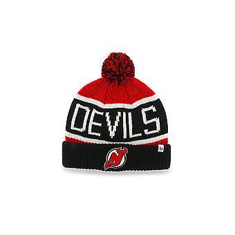 47 Nhl New Jersey Devils Calgary Bobble Knit