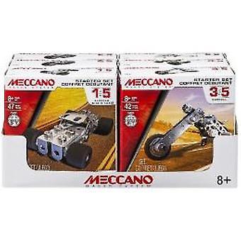 Meccano Multi Starter Set 4ass
