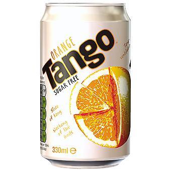 Tango Orange zuckerfrei Dosen