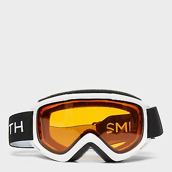 New Smith Men's Cascade Classic Snowboarding Ski Safety Goggles White