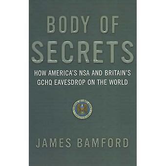 Ciała tajemnic przez James Bamford - 9780099427742 książki
