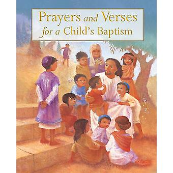 Prayers and Verses for a Child's Baptism by Sophie Piper - Sophy Will