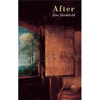After by Jane Hirshfield - 9781852247416 Book