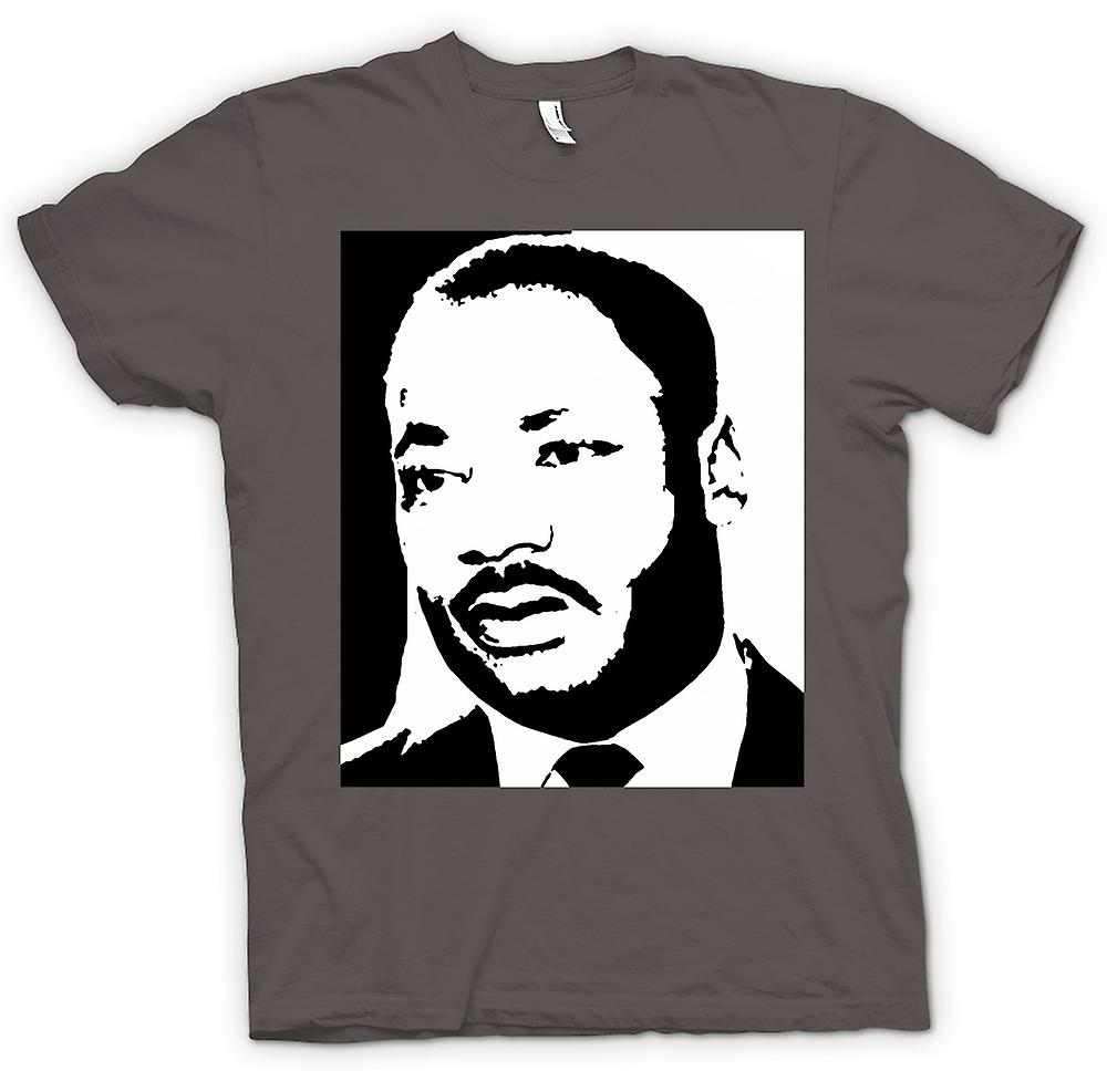 Womens T-shirt - Martin Luther King - BW Icon