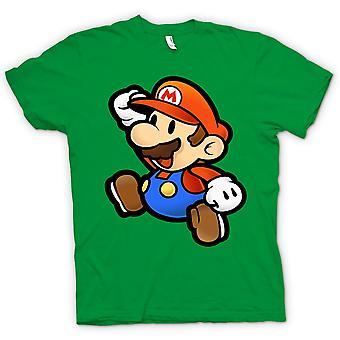 T-shirt bambini - Super Mario - Gamer