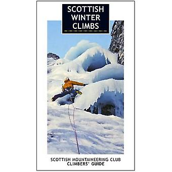 Scottish Winter Climbs (2nd New edition) by Andy Nisbet - Rab Anderso