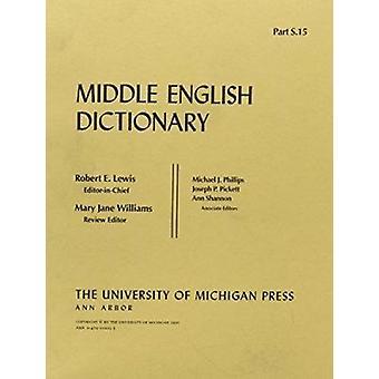 中英語辞書 - ロバート ・ E ・ ルイス - 9780472012053 Bo によってその S.15