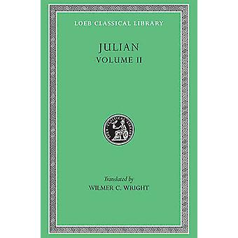 Works - v. 2 par Julian - W.C. Wright - livre 9780674990326