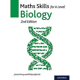 Wiskunde vaardigheden voor een tweede editie van niveau biologie