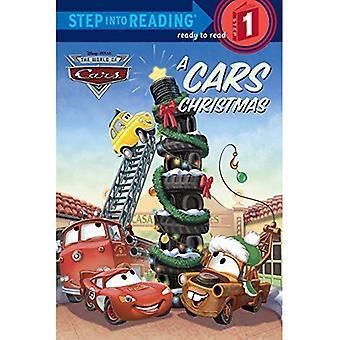 Een auto's Christmas (stap in lezen - niveau 1 - kwaliteit)