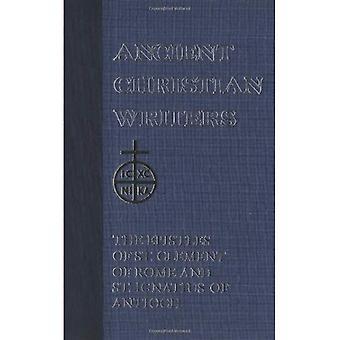 Épîtres (Christian anciens écrivains)